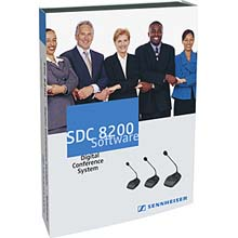Complete Pc Software Package To Configure And Control The Sdc8200cu