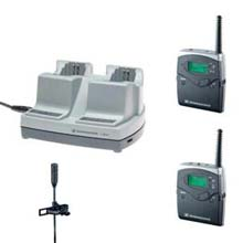 Bodypack Transmitter For System 2015 With Fixed Antenna And Environmental Microphone.(B)