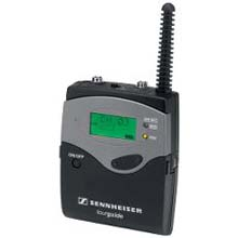 Six Channel Bodypack Transmitter With Audio And Microphone Input. Ism Band