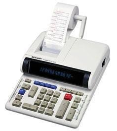 CS2850A 12-Digit 2-Color Print Commercial Calculator
