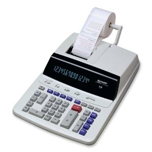 CS-4194H Two-Color 14-Digit Fluorescent Printing Calculator
