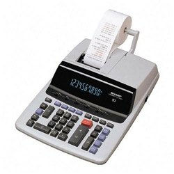 VX-1652H Two-Color 10-Digit Fluorescent Printing Calculator