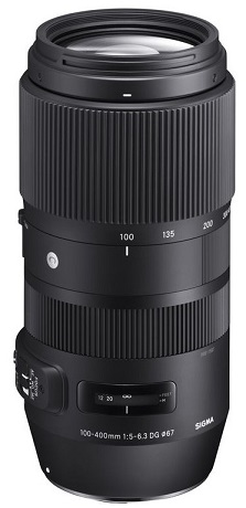 100-400mm F5-6.3 Contemporary DG OS HSM Telephoto Zoom Lens For Nikon (67mm) *FREE SHIPPING*