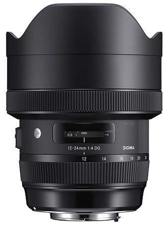 12-24mm F4 DG HSM Art Lens For Canon EF *FREE SHIPPING*
