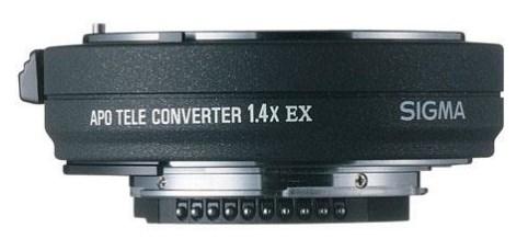 1.4x EX DG Auto Focus APO Extender For Canon EF *FREE SHIPPING*