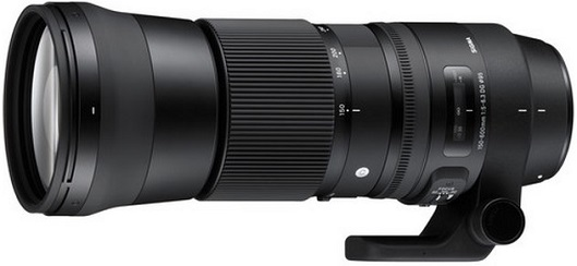 150-600mm F5-6.3 DG OS HSM Contemporary Telephoto Zoom Lens for Canon EF *FREE SHIPPING*