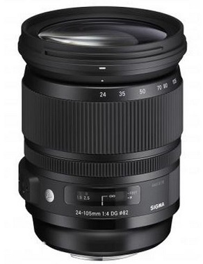 24-105mm F4 DG HSM Art Lens For Sony Alpha & Minolta Maxxum (82mm) *FREE SHIPPING*
