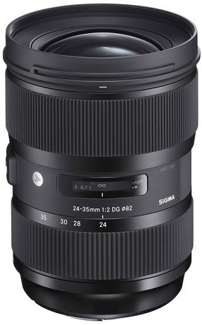24-35mm F2 DG HSM Art Lens For Canon EOS (82mm) *FREE SHIPPING*