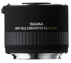 2x EX DG Auto Focus APO Extender For Canon EOS *FREE SHIPPING*
