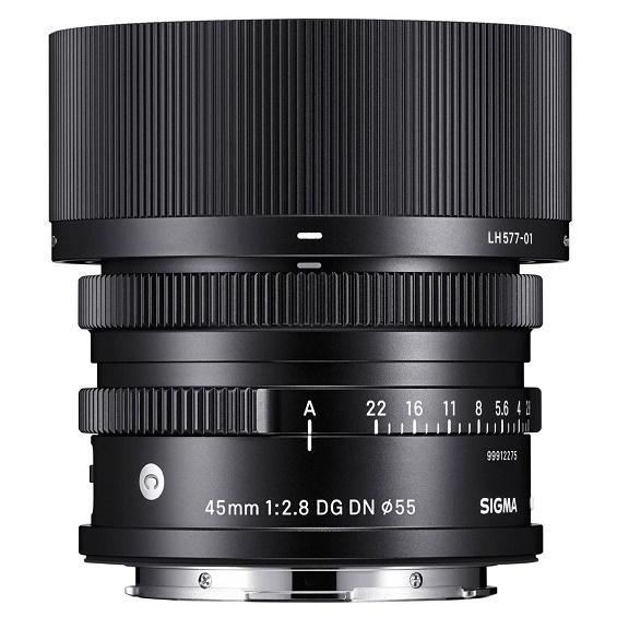 45mm f/2.8 DG DN Contemporary Lens for Sony FE Full Frame Mirrorless Mount *FREE SHIPPING*