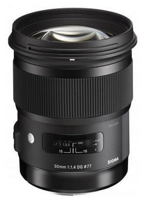 50mm/1.4 DG HSM ART Lens For Sigma (77mm) *FREE SHIPPING*