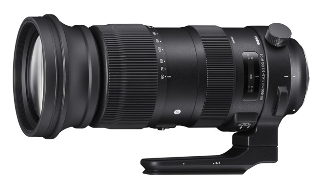 60 -600mm F4.5- 6.3 DG OS HSM Sports Lens For Nikon *FREE SHIPPING*
