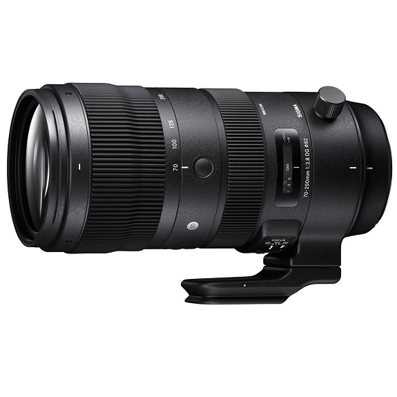 70-200mm f/2.8 DG OS HSM Sports Telephoto Zoom Lens For Canon EF *FREE SHIPPING*