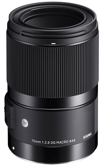 70mm F2.8 Art DG Macro for Canon EF *FREE SHIPPING*