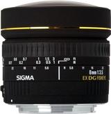 8mm F3.5 EX DG Circular Fisheye Lens For Canon EOS *FREE SHIPPING*