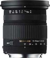 DC 17-70mm F/2.8-4.5 Aspherical Macro Wide-Angle Zoom Lens For Sigma SD Digital SLRs (72mm) *FREE SHIPPING*