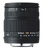 DC 18-125/3.5-5.6 For Sigma Digital SLRs *FREE SHIPPING*