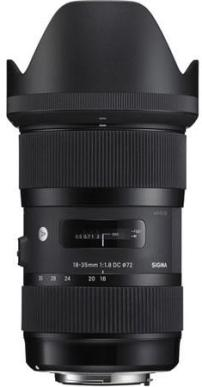 18-35mm F1.8 DC HSM Art Standard Zoom Lens For Canon EF APS-C *FREE SHIPPING*