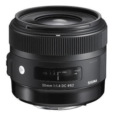 DC 30/1.4 ART DC HSM Prime Lens For Nikon Digital SLRs (62mm) *FREE SHIPPING*