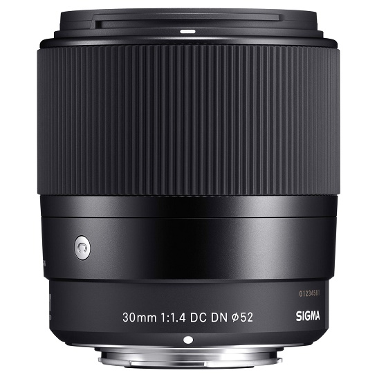 30mm F1.4 Contemporary DC DN Lens for Sony E Mount Mirrorless Cameras *FREE SHIPPING*