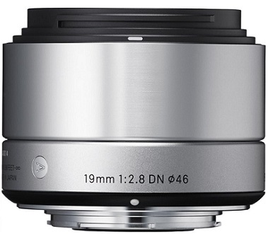 19mm f/2.8 EX DN ART Lens for Sony NEX Digital Cameras - Silver *FREE SHIPPING*