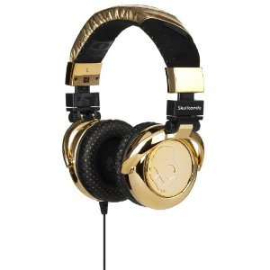 S6GIDZ-022 G.I. Stereo Headphones - Gold