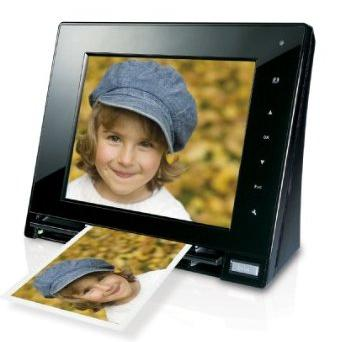 Skyla Memoir Fs80 8&Quot; Scanning Digital Photo Frame