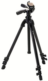 Able 300DX Tripod With 3-Way Pan/Tilt Q.R. Head *FREE SHIPPING*