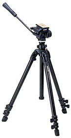 504QF II Tripod With Q.R 2-way Fluid Panhead *FREE SHIPPING*