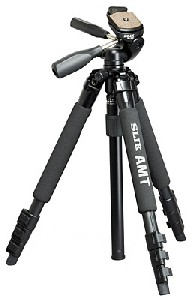 Pro 340DX Tripod With 3-Way Pan Head W/Quick Release - Black *FREE SHIPPING*