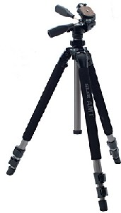 Pro 500DX Tripod With 3-Way Pan Head W/Quick Release *FREE SHIPPING*