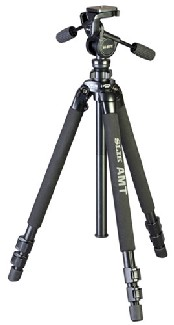 Pro 780DX Tripod With SH-807E Heavy Duty 3-Way Quick Release Pan Head *FREE SHIPPING*
