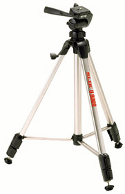 U-9000 Tripod With 3-Way Pan/Tilt Q.R. Head  *FREE SHIPPING*