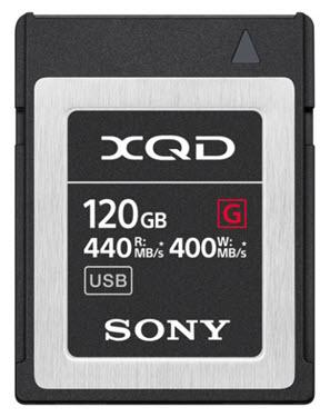 120GB G Series XQD Memory Card *FREE SHIPPING*