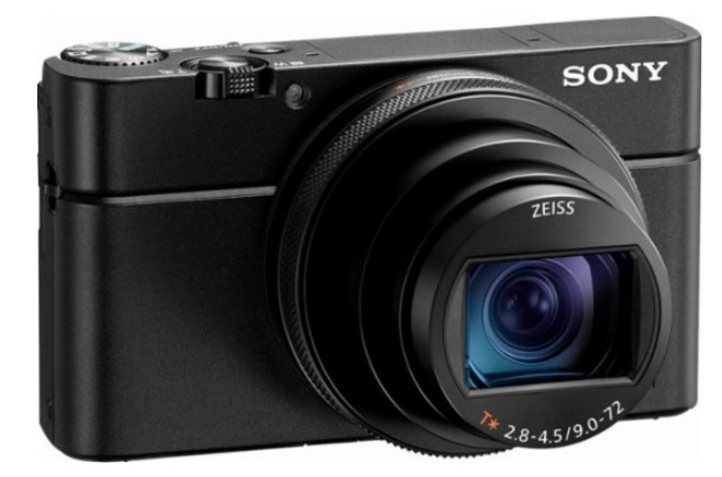 Cyber-shot DSC-RX100 VI 20.1 MP, 3x 24-70mm f/1.8-2.8 Lens Compact Digital Camera - Black *FREE SHIPPING*