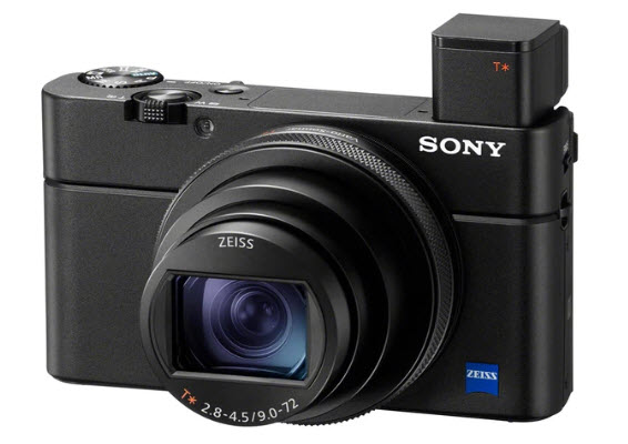 Cyber-Shot RX100 VII 20.1 Megapixel Premium Digital Camera - Black *FREE SHIPPING*