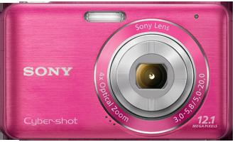 DSC-W310 Cyber-Shot 12.1 Megapixels, 4x Optical Zoom, 2.7inch LCD, Iauto, Smile Shutter, Face Detection, Steadyshot Image Stabilization Digital Camera Pink *FREE SHIPPING*