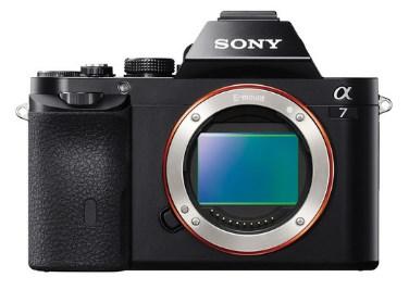 Alpha 7 24.3 Megapixel, 3.0 Inch Tilt-Screen Full Frame Mirrorless Digital Camera - Black *FREE SHIPPING*