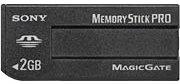 Msx-2gs, 2gb Memory Stick Pro