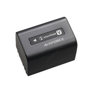 Npfv70 Rechargeable Battery Pack (Black)