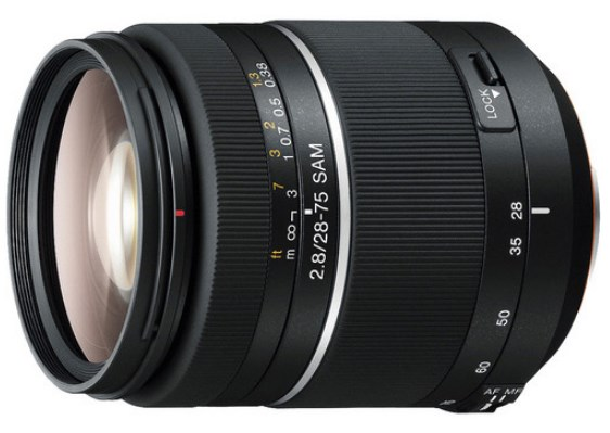 SAL 28-75mm F/2.8 Standard Zoom Lens *FREE SHIPPING*