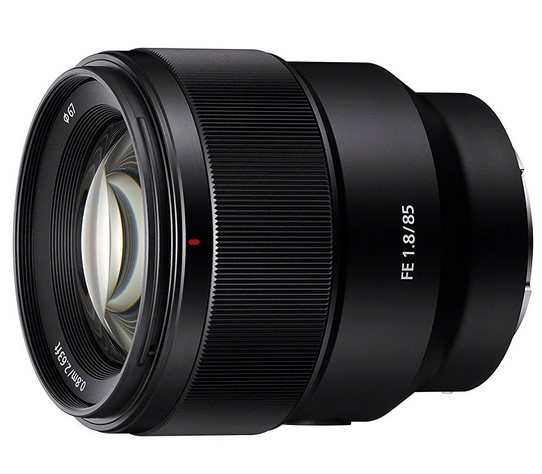 SEL85F18 85mm F/1.8 Medium Telephoto Full Frame E-mount Lens *FREE SHIPPING*