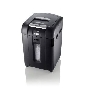 Stack-and-Shred 500X Hands Free Shredder, 500 Sheet Capacity