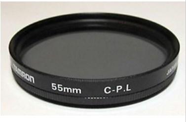 55mm Circular Polarizer *FREE SHIPPING*