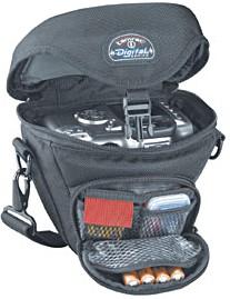 5683 Digital Zoom 3 Holster Bag - Grey *FREE SHIPPING*