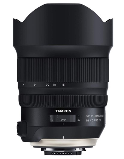 SP 15-30mm f/2.8 Di VC G2 USD Fast Ultra-Wide Zoom Lens For Canon EF *FREE SHIPPING*