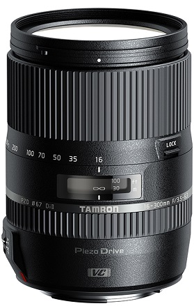 AF 16-300/3.5-6.3 Di II VC PZD Zoom Lens For Nikon *FREE SHIPPING*