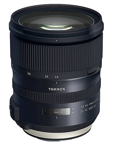 SP 24-70mm f/2.8 Di VC USD G2 Lens for Canon EF *FREE SHIPPING*