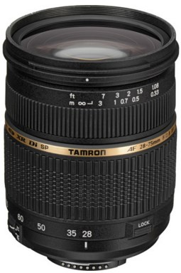 SP AF 28-75/2.8 XR LD Aspherical IF Di BIM Wide Angle Telephoto Zoom Lens For Nikon (67mm) *FREE SHIPPING*
