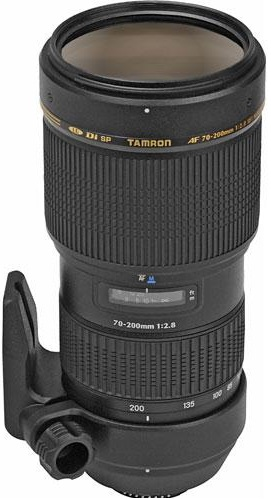 SP AF 70-200 F/2.8 Di LD IF Macro Telephoto Zoom Lens For Canon EOS (77mm) *FREE SHIPPING*
